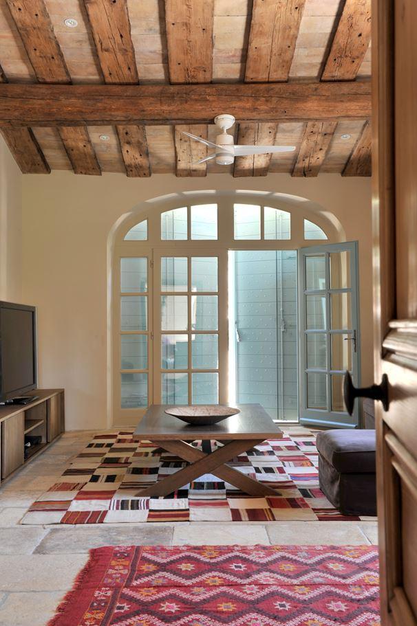 Био-шик новый дом в стиле прованс