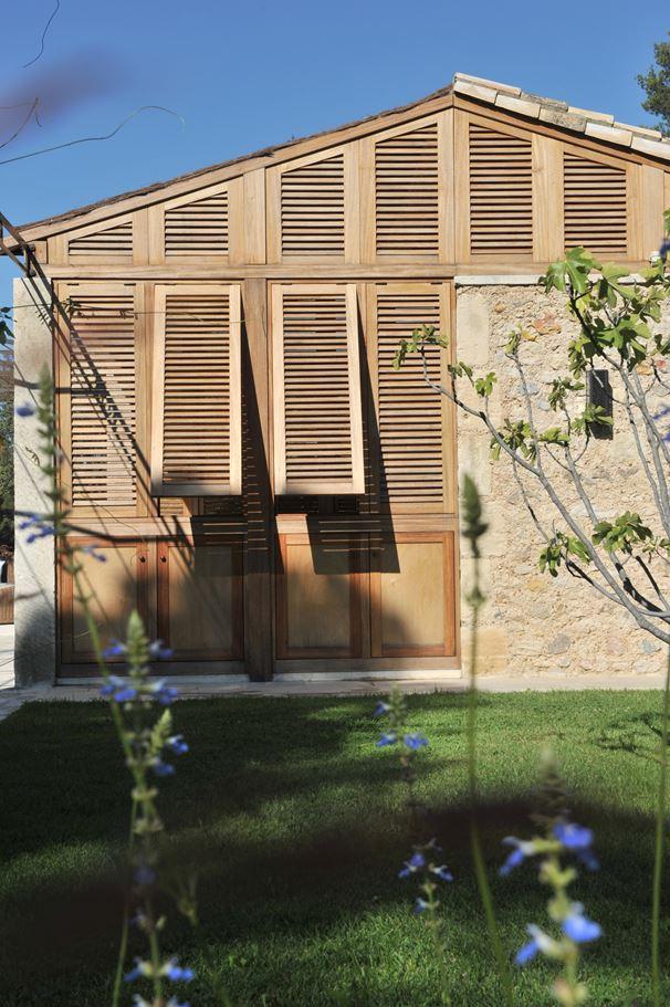 дизайн проект дом в стиле современный прованс