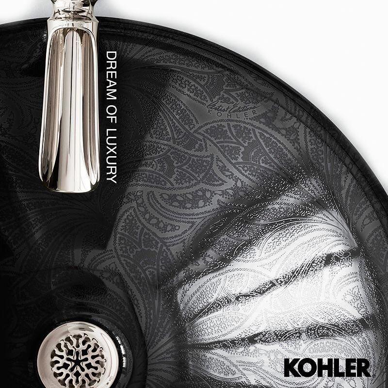 орнамент турецкий огурец в декора сантехники и раковин