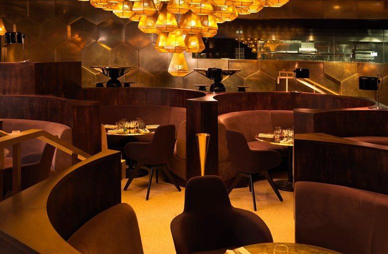 Ресторан в стиле эклектика