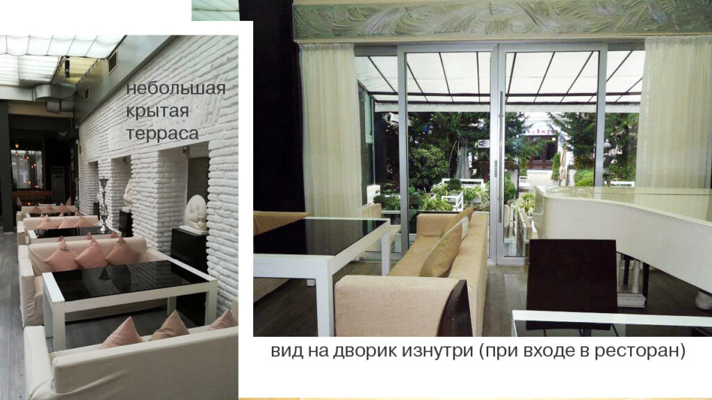 sale of ready-made business restaurant in Tbilisi
