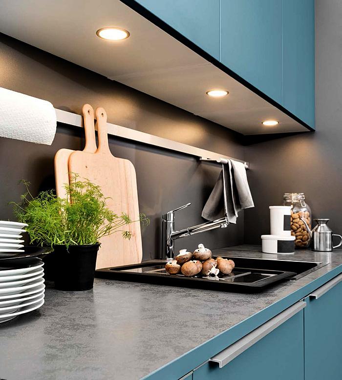 Тенденции дизайна кухонь 2017