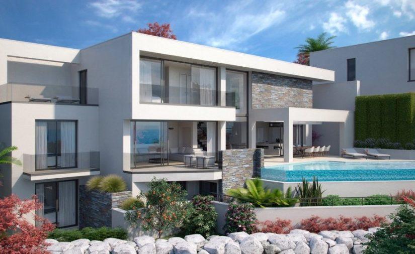 Дизайн проект резиденции и виллы